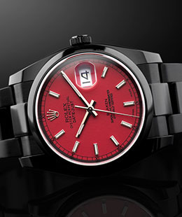 Blaken | Datejust Gallery 3