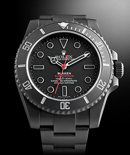 Blaken | Submariner Gallery 21