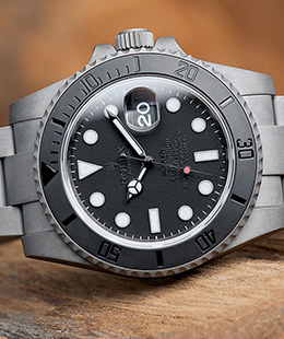 Blaken | Submariner Gallery 24