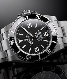 Blaken | Submariner Gallery 25