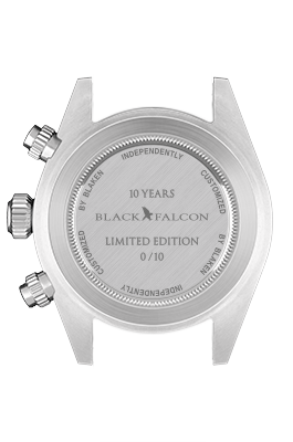 Blaken | Black Falcon 10 Years back