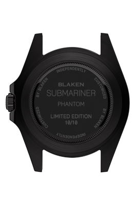 Blaken | Phantom back