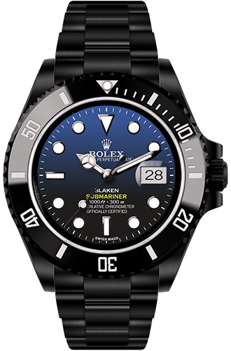 Blaken | Submariner D-Blue big