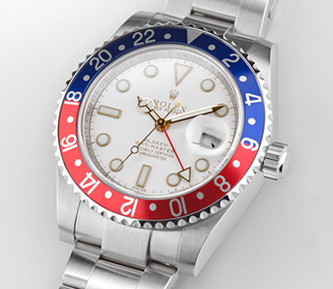 Blaken | PAN AM GMT-Master White