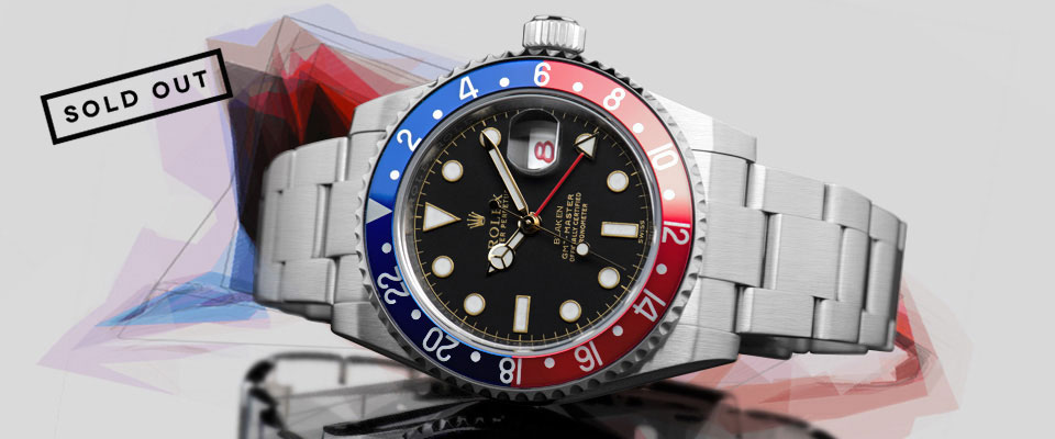 Blaken | PAN AM GMT-Master