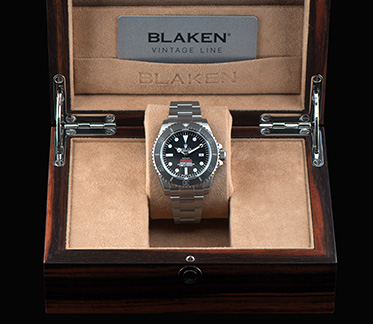 Blaken | Sea-Dweller Double Red