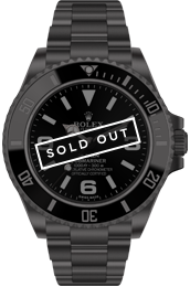 Blaken | Submariner Explorer Dial medium