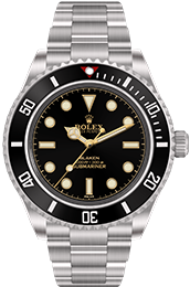 Blaken | Vintage Submariner medium