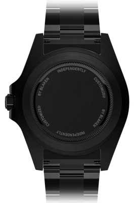 Blaken | Explorer II back