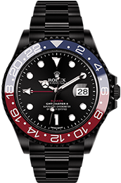Blaken | GMT-Master II BLRO medium