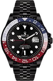 Blaken | GMT-Master II BLRO 2018 medium