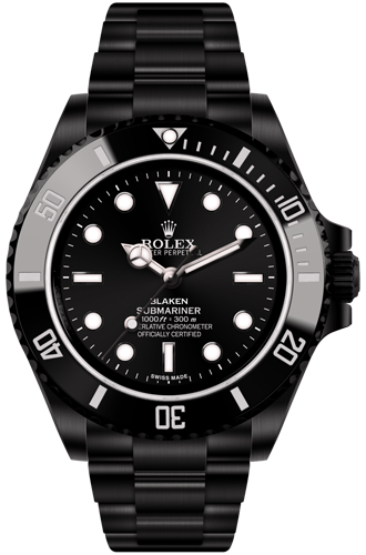 Blaken | Submariner big