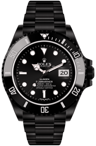 Blaken | Submariner Date big