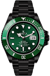 Blaken | Submariner Date LV medium