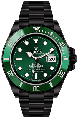 Blaken | Submariner Date LV large