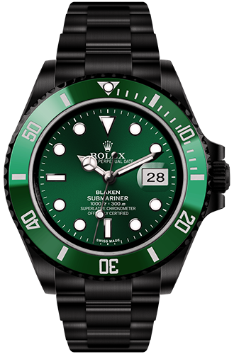 Blaken | Submariner Date LV big
