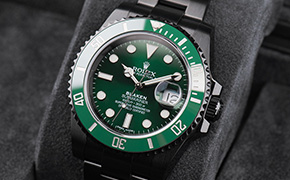 Blaken | Submariner Date LV